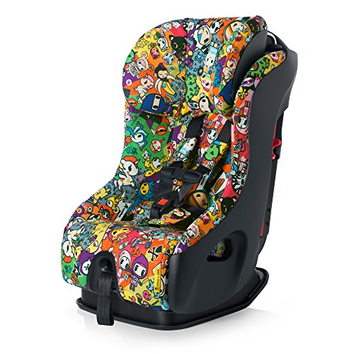Clek Fllo 2015 Special Edition Tokidoki Convertible Car Seat, All-Over