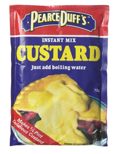 Buy Pearce Duff Instant Custard Mix, 2.53 Ounce Box (Pack of 48) (Pearce Duff, Health & Personal Care, Products, Food & Snacks, Baking Supplies, Baking Mixes)