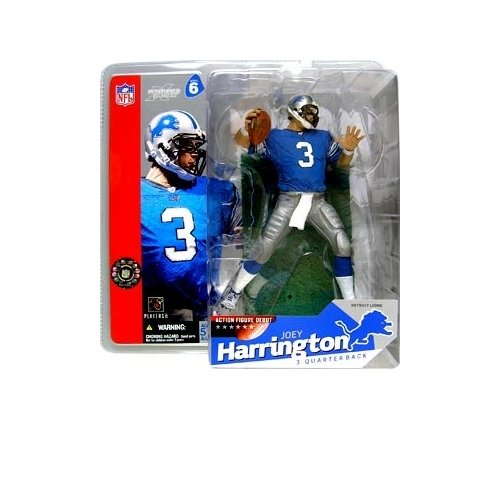 McFarlane Sportspicks: NFL Series 6 > Joey Harrington Action Figure