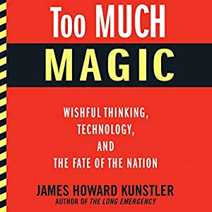 Too Much Magic Audiobook