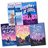 Paige Toon 5 Books Collection Pack Set RRP: �36.33 (Chasing Daisy, Johnny be Good, Lucy in the Sky, Baby Be Mine, Pictures of Lily)by Paige Toon