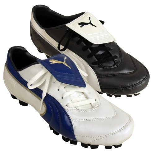 Mens Puma Vencida II GCi FG Firm Ground Leather Football Boots Soccer Boot