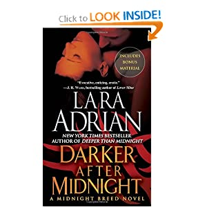 Darker After Midnight (with bonus novella A Taste of Midnight): A Midnight Breed Novel by Lara Adrian
