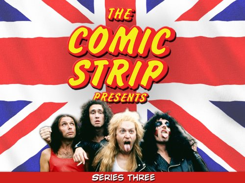 The Comic Strip Presents Season 3