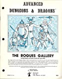 img - for Rogues Gallery: A Compendium of Non-Player Characters (Advanced Dungeons and Dragons) book / textbook / text book