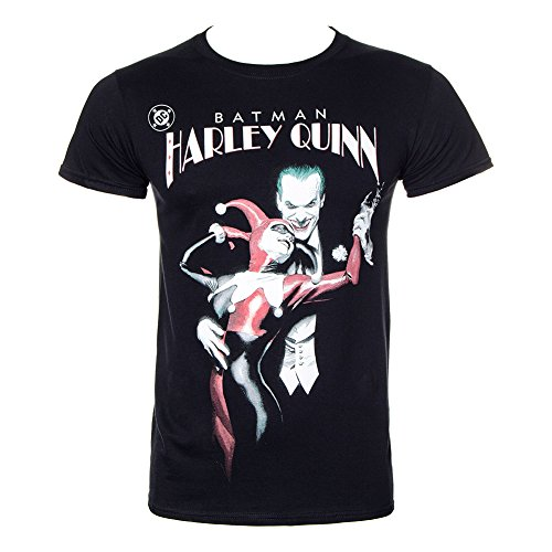 Batman Harley Quinn And Joker T-Shirt