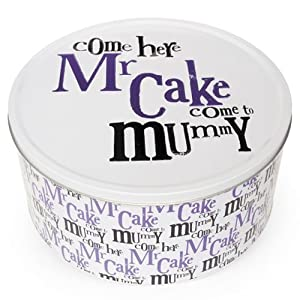 Bright Side - Come To Mummy Cake Tin