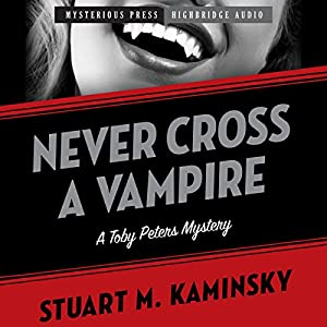Never Cross a Vampire Audiobook