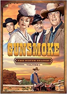 Gunsmoke: The Ninth Season, Vol. 1 by Paramount