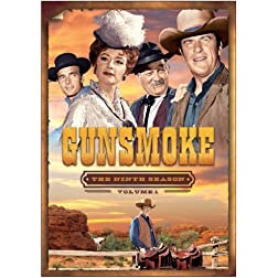 Gunsmoke: The Ninth Season, Vol. 1