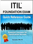 ITIL Foundation Exam Quick Reference...