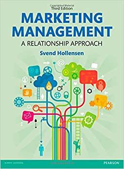 Marketing Management: A Relationship Approach