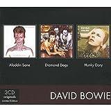 Aladdin Sane/Diamond Dogs/Hunky Dory by David Bowie