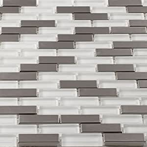 kitchen backsplash mosaic tiles 12x12 sheets for bathroom