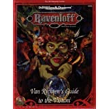 Van Richten's Guide to the Vistani: Ravenloft Official Game Accessory (Ravenloft Adventure)by David Wise