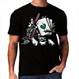 Wellcoda Wild West Poker Gun Men's NEW Player Gambler Inked Cowboy Sixgun Gunslinger Card Shark Gamble Casino Winning T-Shirt S-3XL
