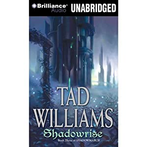 Shadowrise Audiobook