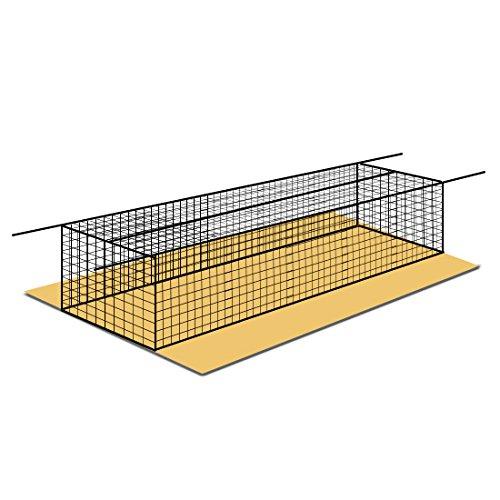Baseball Batting Cages - #42 Heavy Duty Net [Net World] 24Hr Ship (10' X 10' X 55')