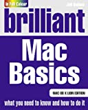 Joli Ballew Brilliant Mac Basics: Mac OS X Lion Edition