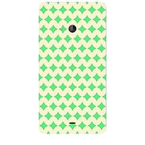 Skin4gadgets RETRO PATTERN 19 Phone Skin for LUMIA 540