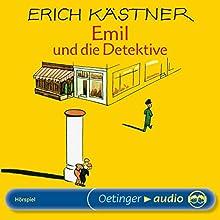 Emil und die Detektive Hörspiel von Erich Kästner Gesprochen von: Heinz Reincke, Charlotte Schellenberg, Helmut Peine