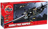 Airfix A04011 Handley Page Hampden 1:72 Scale Series 4 Plastic Model Kit