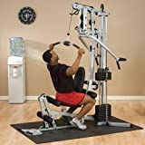 51LDpOYoj L. SL160  Body Solid Powerline BSG10X Home Gym Plus BSGLP Leg Press Attachment