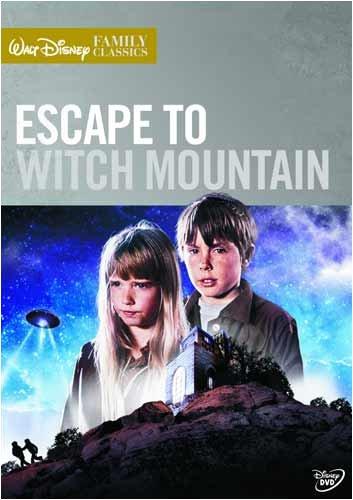 Escape To Witch Mountain [Edizione: Regno Unito] [Edizione: Regno Unito]