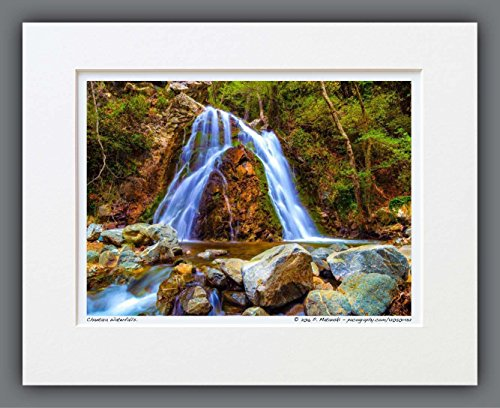 120501-132-chantara-waterfalls-a3-matted-fine-art-photograph-nature-landscape-best-for-home-and-offi