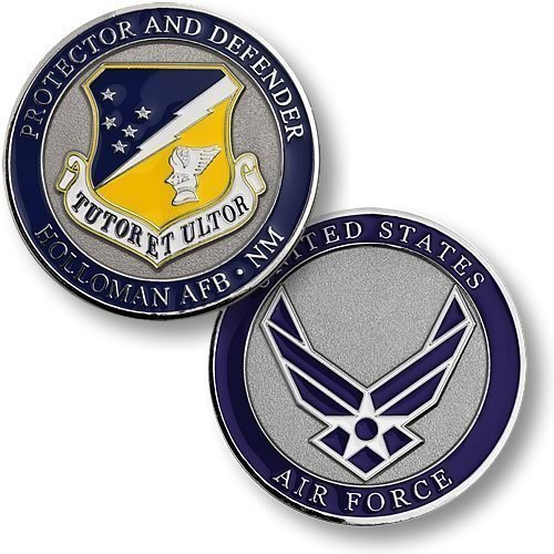 Holloman AFB, NM Challenge Coin