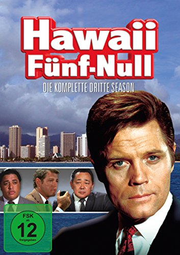 Hawaii Fünf-Null - Season 3 [6 DVDs]