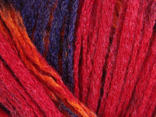 stylecraft-ruffles-scarf-yarn-acrylic-knitting-wool-100g-james-brett-tropicana-1695