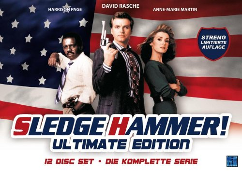 Sledge Hammer Ultimate Compilation (12er DVD Box) Limited Edition