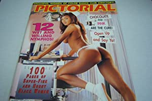 """Players Girls Pictorial Busty Adult Magazine """"12 Wet and Willing"""