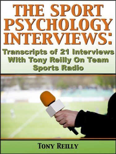 The Sport Psychology Interviews cover
