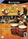 echange, troc Donkey Konga Pak (Manette Bongos incluse)