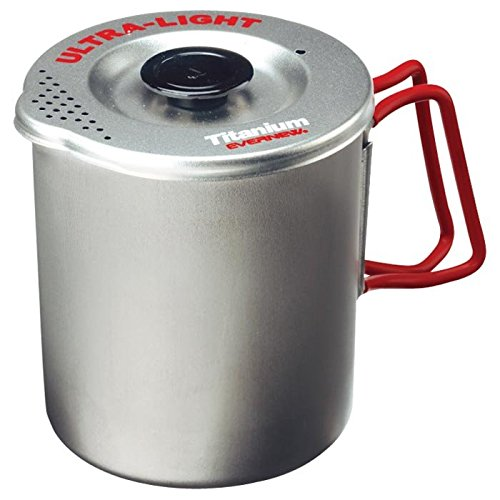 Evernew Titanium Pasta Pot, Small