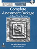 img - for Top Notch Fundamentals Complete Assessment Package with ExamView Software (Updated Version) book / textbook / text book