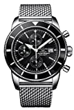 Breitling Mens Superocean Heritage Chronograph Watch A1332024/B908-SS