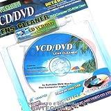 218782 PULITORE PER LETTORI DVD/CD/VCD PC CON LIQUIDO D...