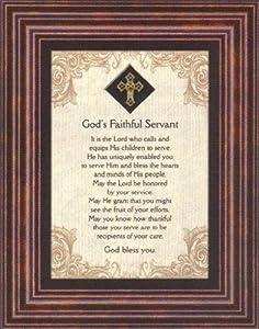 FAITHFUL SERVANTS OF GOD poems   just b.CAUSE