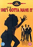 She's Gotta Have It - Directors Cut [DVD]