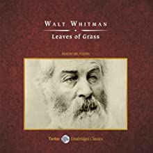 Leaves of Grass Audiobook by Walt Whitman Narrated by Mel Foster