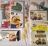 Despicable Me Candy Set (10 Piece) Featuring Minions