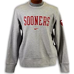Oklahoma University Collegiate Crew Shirt by Oklahoma University