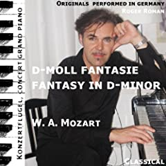 Fantasy in D-Minor , Fantasie in D-Moll (feat. Roger Roman)