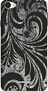Meraki Printed Back Cover For Lyf Wind 1