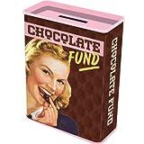 Coque rétro-tirelire cHOCOLATE fUND...für les femmes aimiez naschen chocolat!