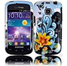 Samsung illusion I110 Samsung Galaxy Proclaim S720C Design Cover, Yellow Lily
