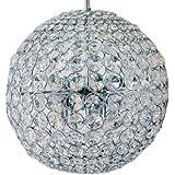 LEITMOTIV Leuchte Big Diamond groß mit 15 Birnen LM145